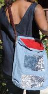 Large handbag with Bor